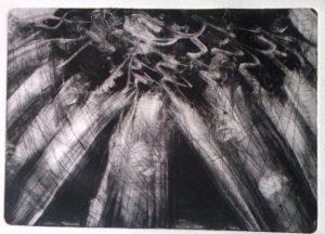 monoprint Ambrosius